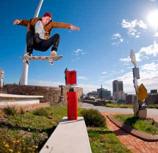 adidas Skateboarding returns to Port Elizabeth