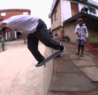 Thrasher in SA: Backyard Blowout