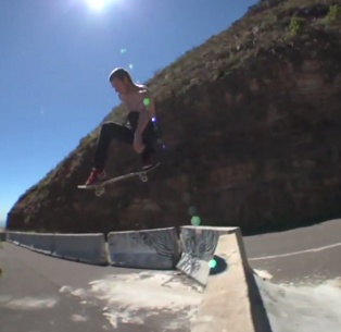 Thrasher in SA: Way to Hustle