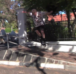 Thrasher in SA: Bonus Edit