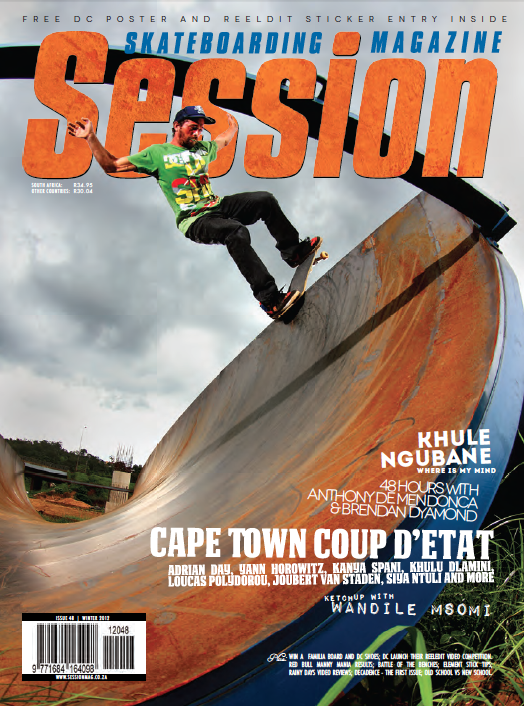 Issue 48 – June/July – 2012