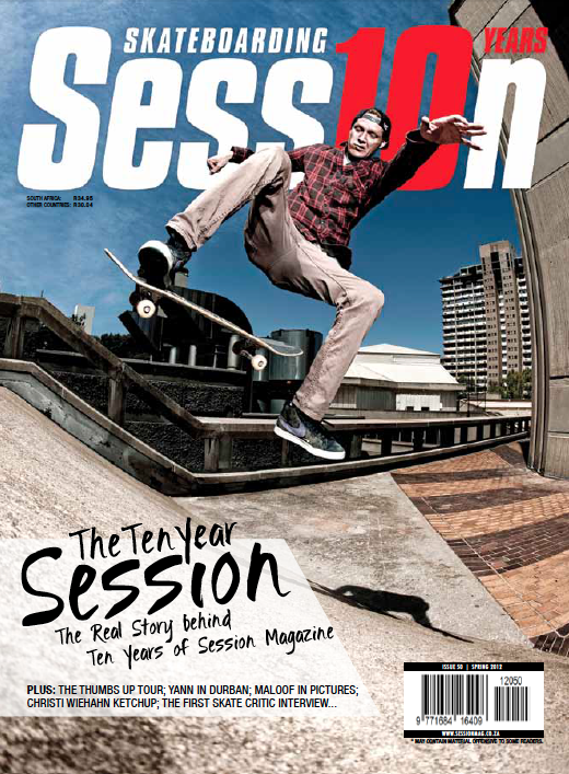 Issue 50 – October/November – 2012