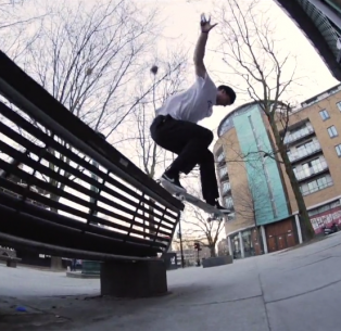 Nike SB (UK) – Casper Brooker