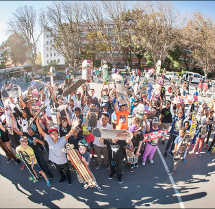 Go Skate Day CT – KDC
