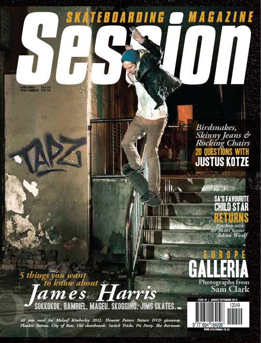 Issue 49 – August/September – 2012