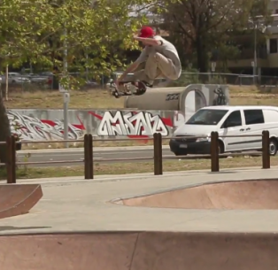 Nike SB – 5 Days in OZ