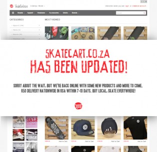 skatecart.co.za