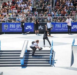 Street League Pro Open 2015  – In association with Monster Energy