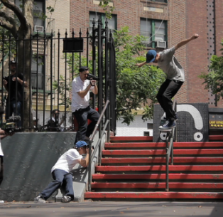 Converse CONS – Making 'Manhattan Days'