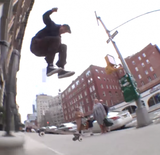 Converse CONS – NYC with Aaron Herrington