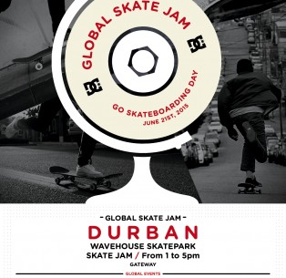 DC – Go Skate Day in Durban
