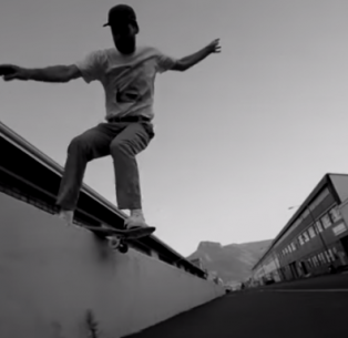 "Stock Skate Co – ""A postcard from Cape Town"""