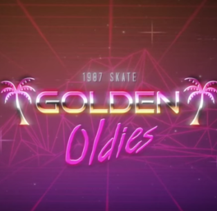 Golden Oldies || The 1987 Skate video (Full Length)