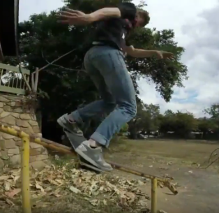 Skateboarding in Mpumalanga – STEEZ.