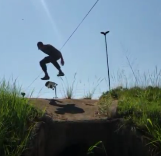 Thrills and Spills !!!!! – Skateboarding in Nelspruit