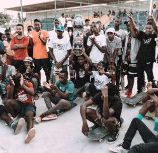 Skateboarding in Angola – The Luanda Skatepark Project