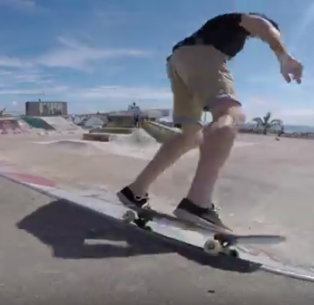 Bay O Plenty Skatez – Day in the Life with Bruce