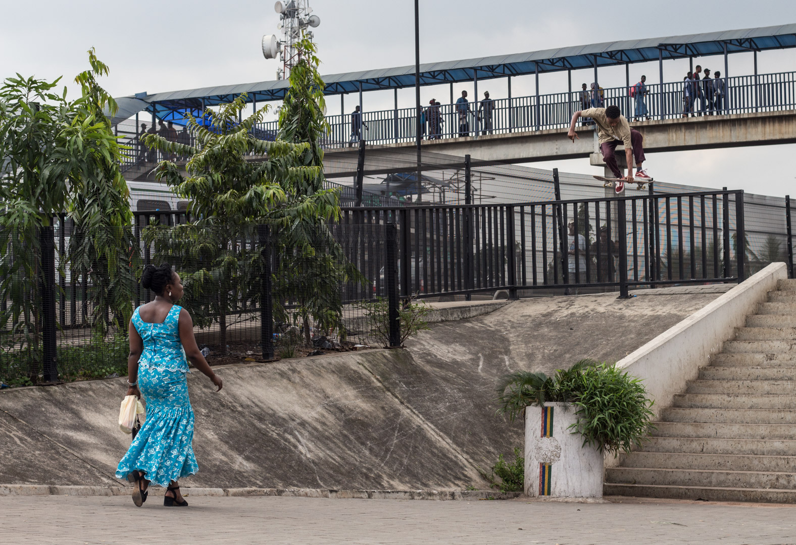Henry Okwubuasi-Nigerian local with a boneless in Lagos