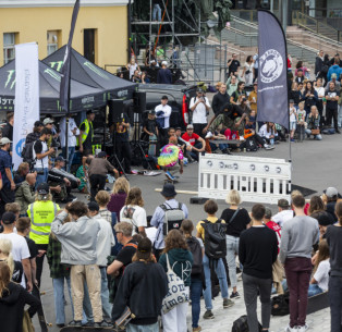 Streets of #HELride 2019 – Video