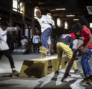House of Vans – Johannesburg