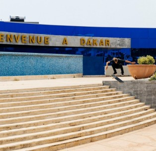 Skateboarding in Senegal – 'The Green Cape' Part 1