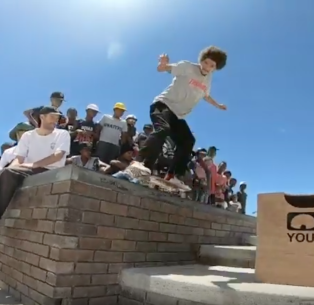 Baseline 'Realife' – Indigo Youth Movement at Valhalla Skate Park