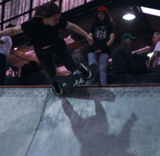 Vans ZA II Girls Skate Night II Halloween 2019