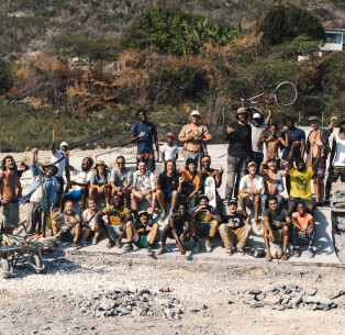 Concrete Jungle Foundation in Jamaica – The Wave