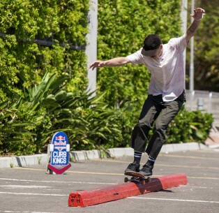 Red Bull – Curb Kings