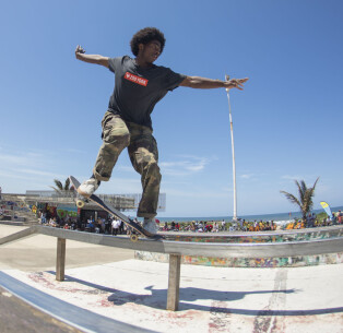 'Back to the Roots' Skate Jam – Durban