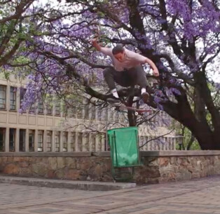 Jonathan Liebenberg's 'Then And Now' Video