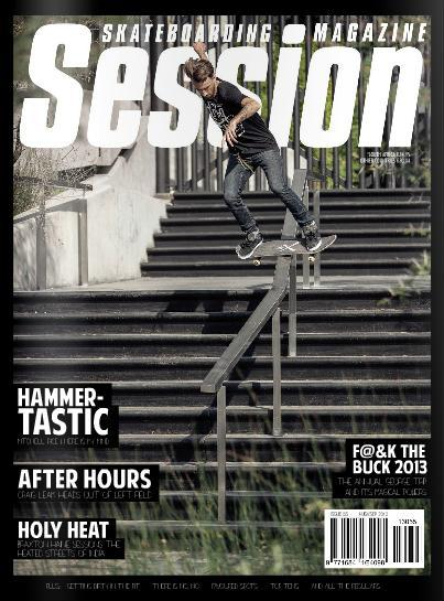 Issue 55 – August/September – 2013