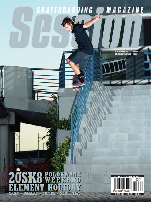 Issue 47 – April/May – 2012