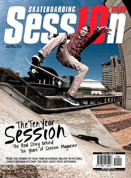 Issue 50 – October/November – 2012
