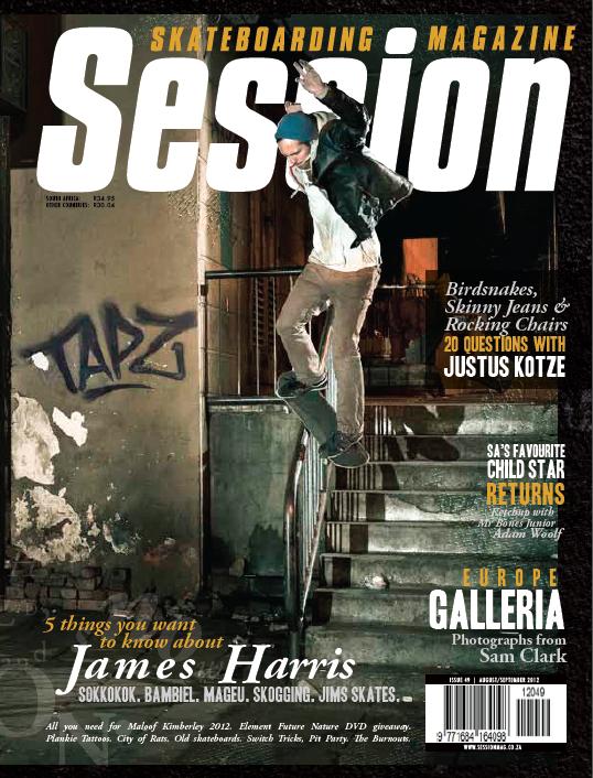 Issue 49 – August/September – 2012
