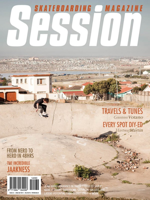 Issue 60 – June/July – 2014