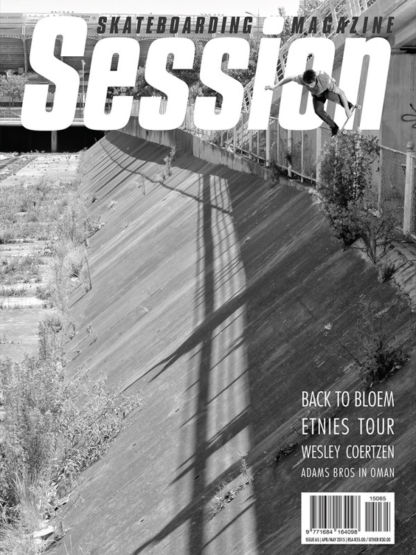 Issue 65 – April/May 2015