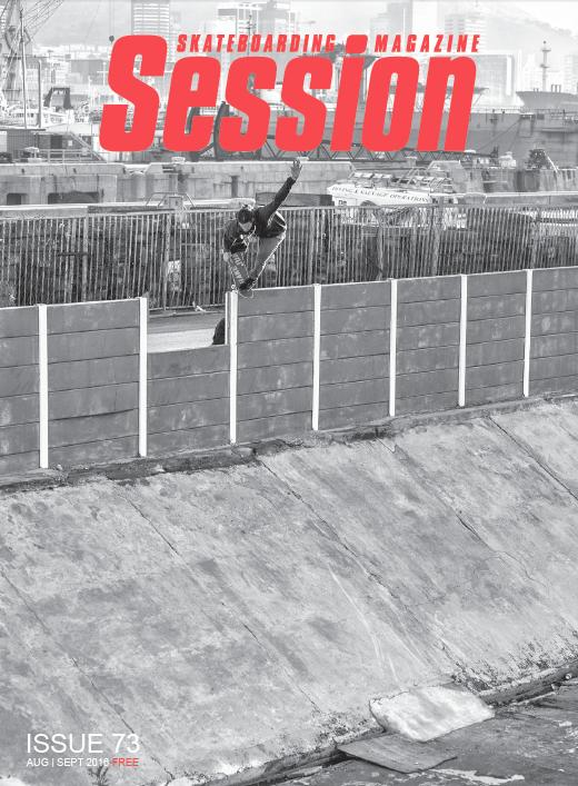 Issue 73 – August/September 2016