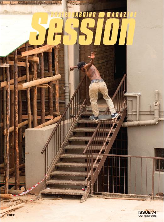 Issue 74 – October/November 2016
