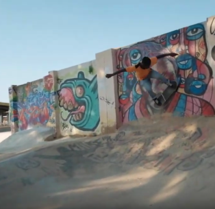 How skateboarding is transforming lives in Soweto