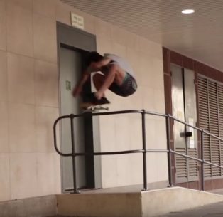 Shaun Burger's 'On Time' Video