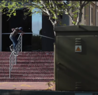 World View | The Skate Spots and Skaters Of South Africa