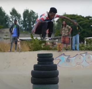 The Story of Ethiopia's Skate Scene | SKATE TALES