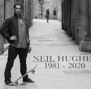 Neil Hughes 1981-2020