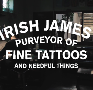 IRISH JAMES