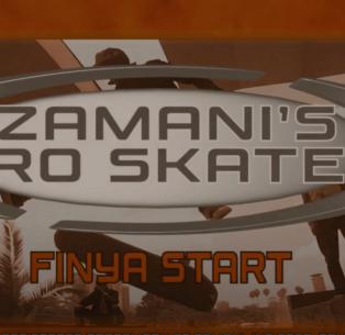 Zamani's Pro Skater