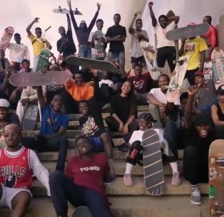 Freedom Skatepark Accra