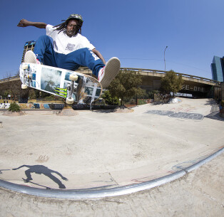 Monster Spot Check II Milpark Skatepark