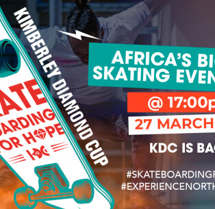 KDC is back on Saturday 27 March
